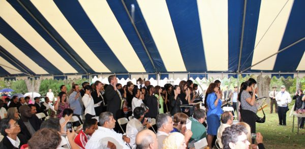 Scotchtown Naturalization Ceremony - Preservation Virginia