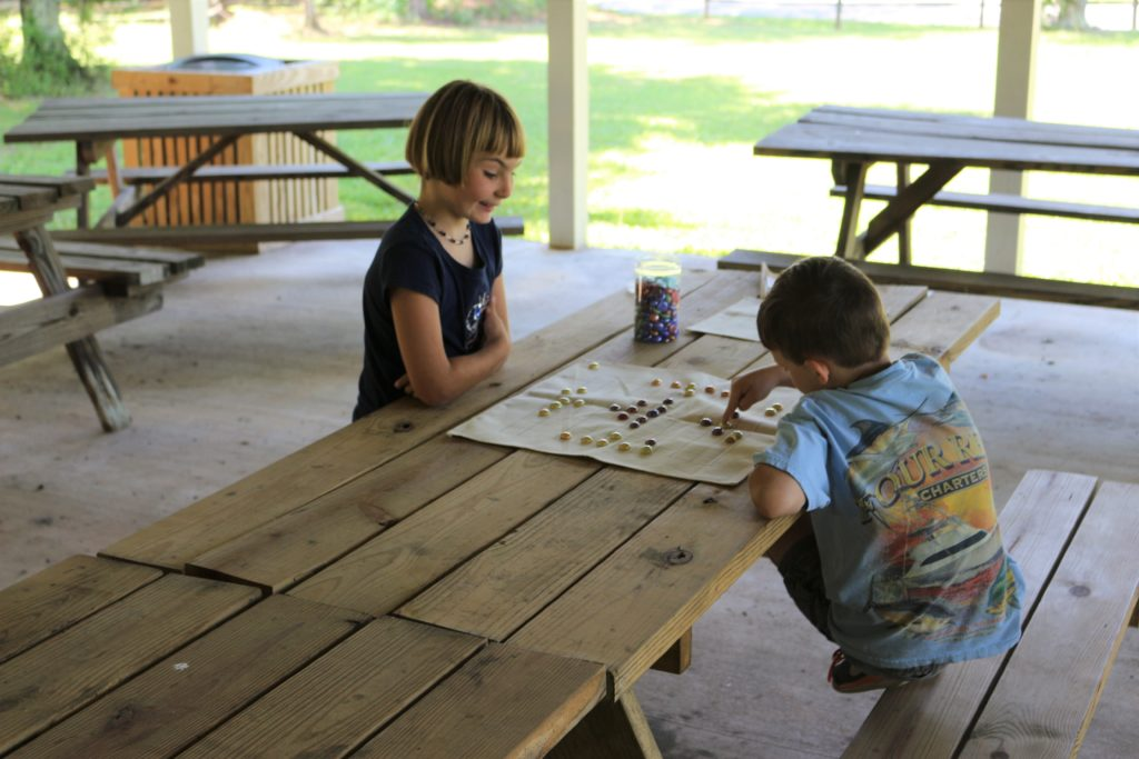 Homeschoolers Hands-on History Camp