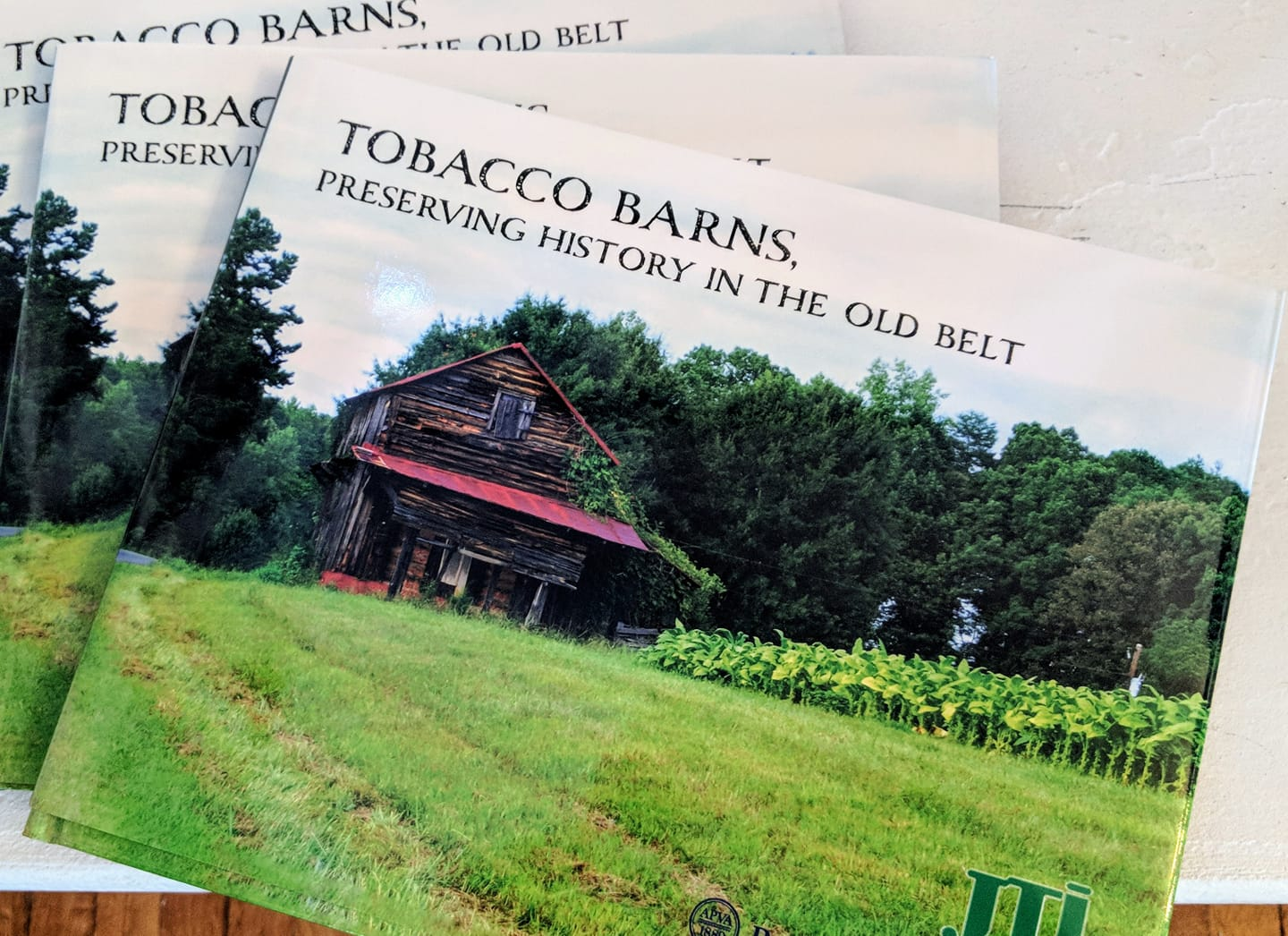 Tobacco Barns, Preserving History in the Old Belt