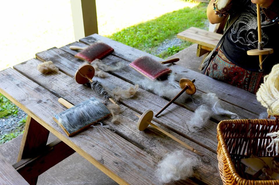 Scotchtown Historical Craft Workshops