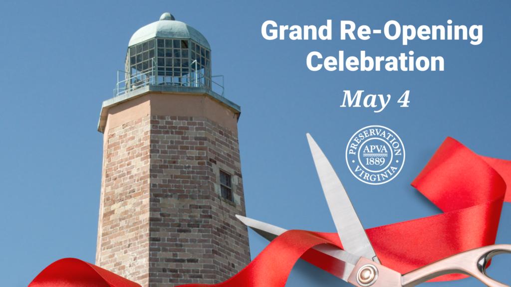 Grand re-opening celebration cape henry lighthouse
