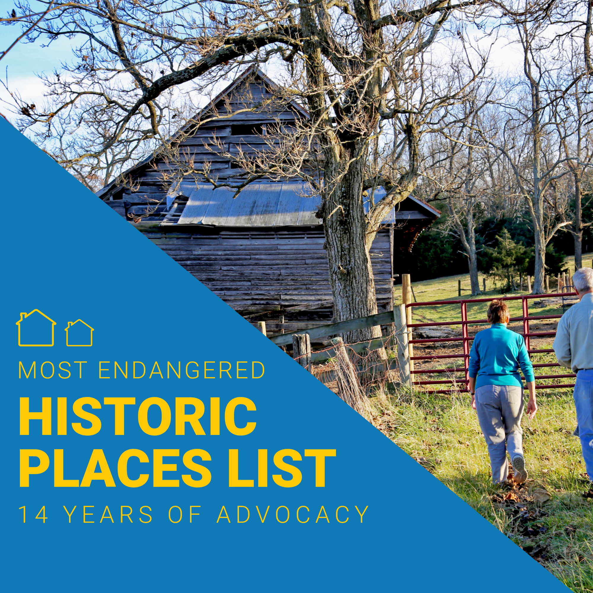 Most Endangered Historic Places